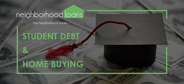 buying a home with student loan